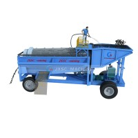 Alluvial Gold Washing Plant Solution