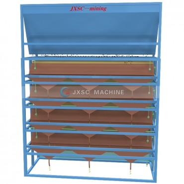 ARC type electrostatic separator