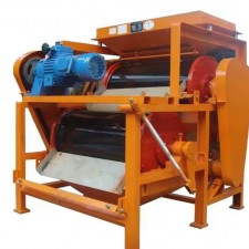 Low Intensity Dry Drum Magnetic Separator