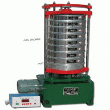 Lab sieve shaker machine