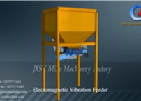 Large capacity GZ series electro-vibrating feeder