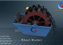XS2200 wheel washer for sand washing plant