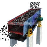 250TPH Granite Mobile Stone Crushing in Nigeria