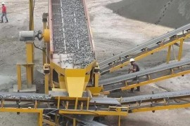 50TPH Hard Rock Tin Processing Plant in Nigeria