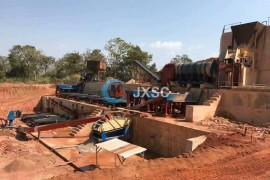 100TPH Coltan Processing Plant In Nigeria