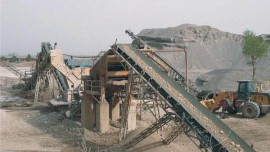 24TPH Chrome Ore Processing Plant in South Africa