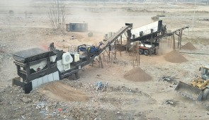 How Much the Diesel Engine Mobile Crusher?