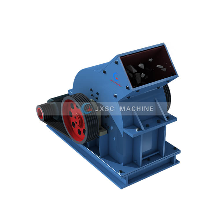 Hammer Crushing Stone : Hammer crusher mill machine mining equipment