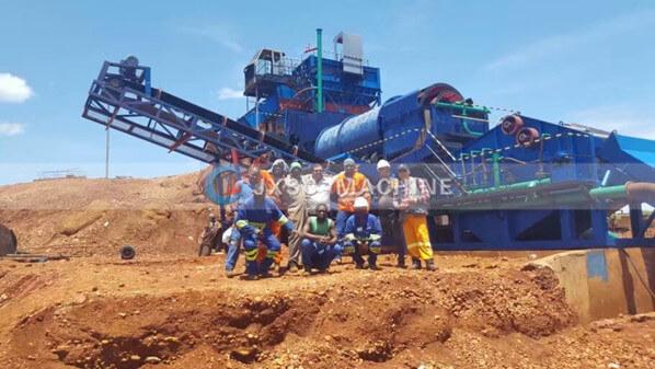 Diamond-ORE-Washing-Plant
