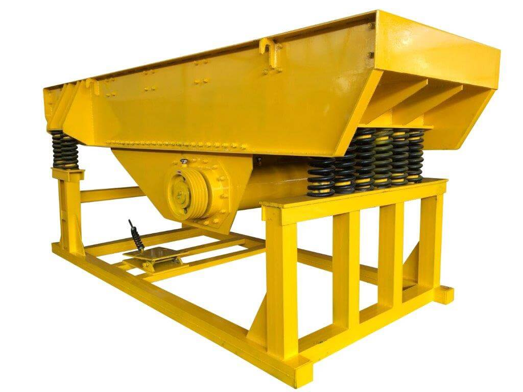 jxsc vibrating feeders