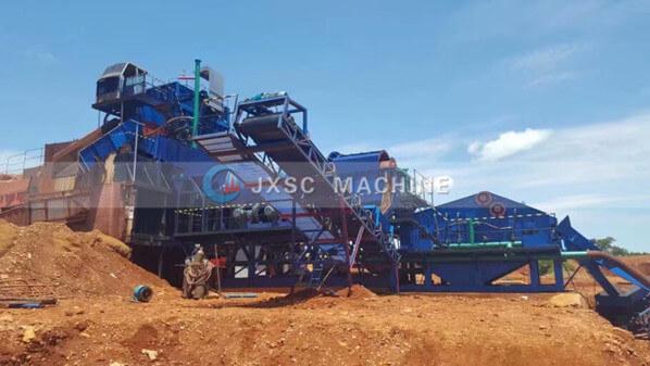 diamond extraction process