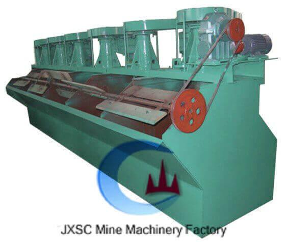 mineral flotation machine