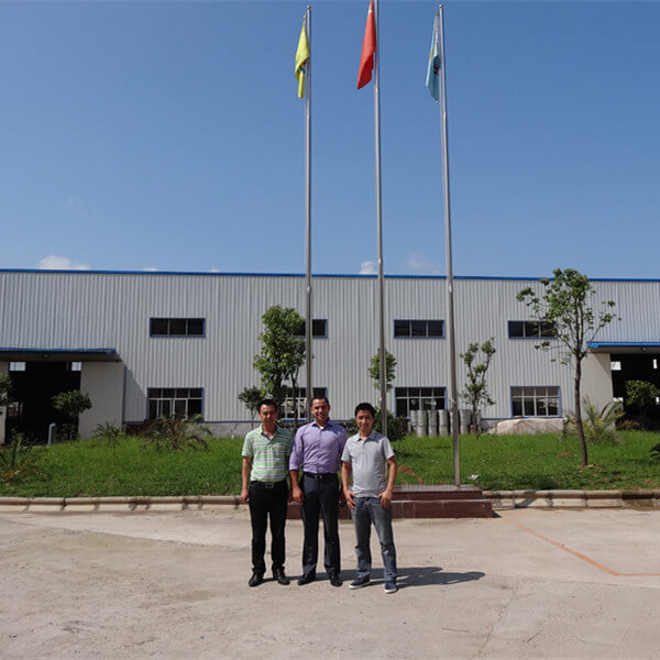 JXSC mine machinery factory
