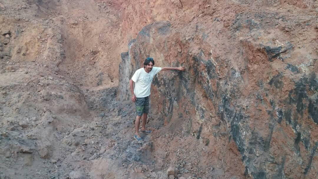 How to process Manganese ore with Mining equipment