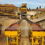Uganda 100TPH Coltan Mining plant
