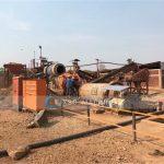 Zambia 10TPH Rock Tin Ore Process Plant