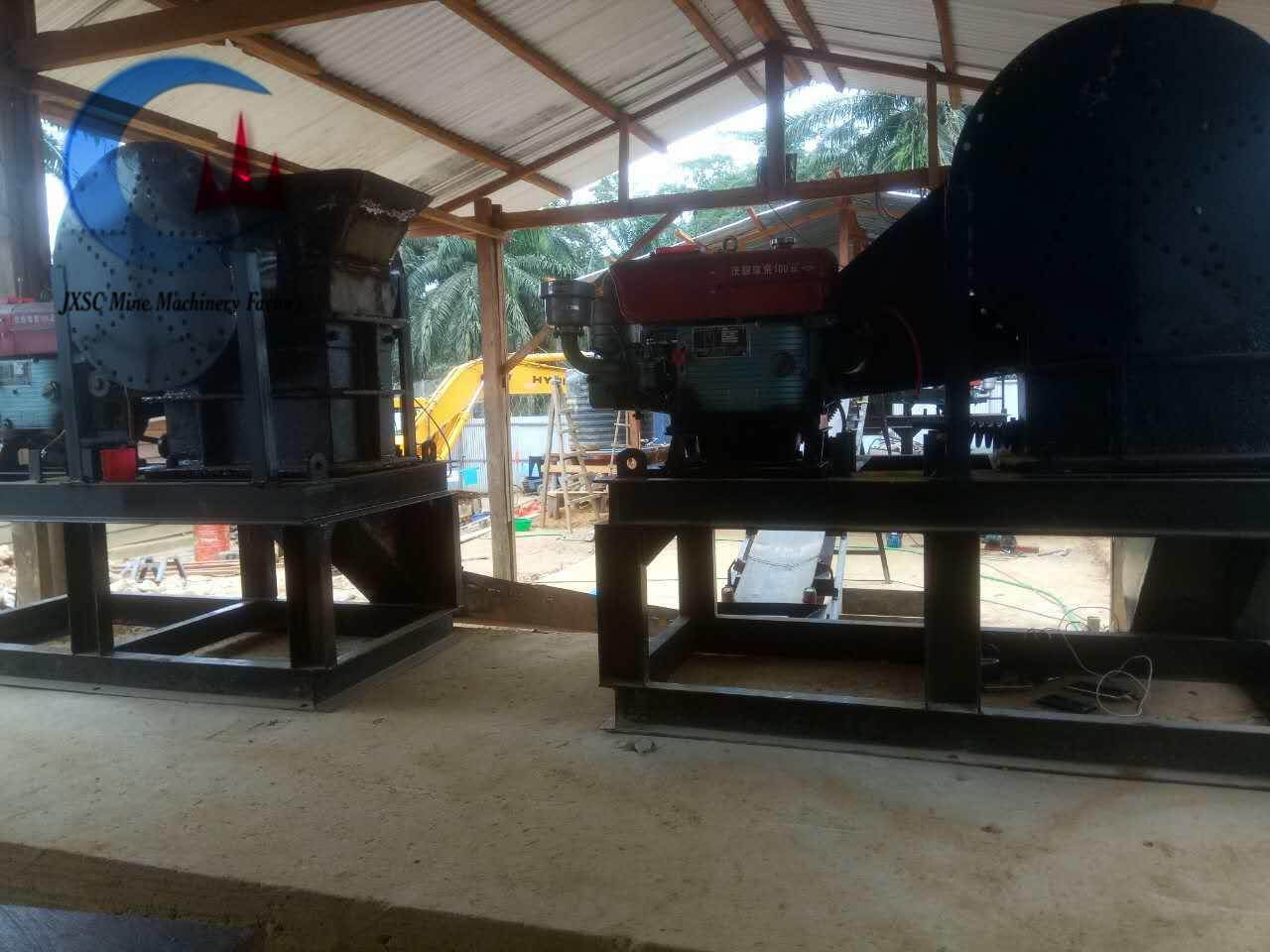 rock ore equipment