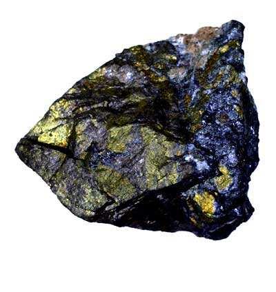 tin rock ore