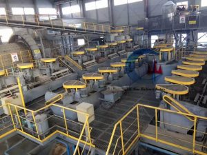 Gold and Silver Ore Flotation Processing Technology