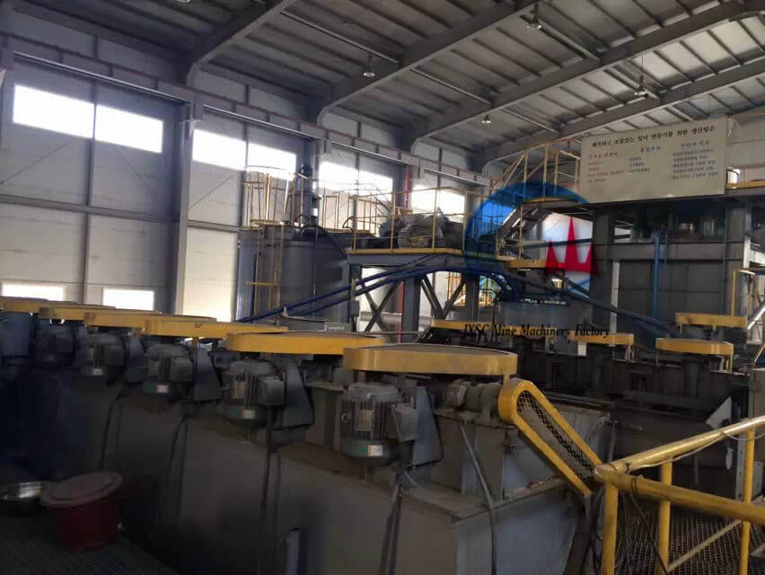Gold and Silver Ore Flotation Processing Technology2