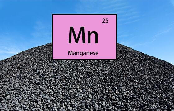 manganese ore processing technology