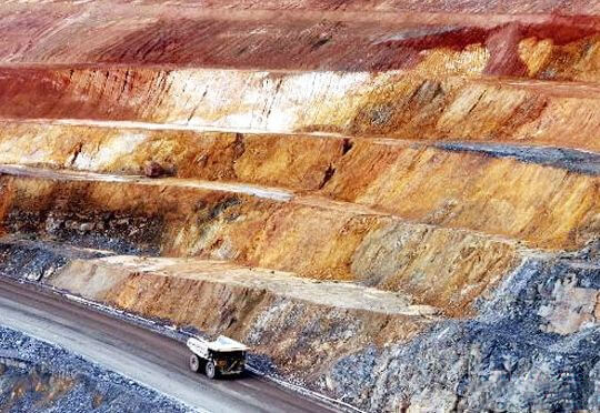 Muruntau gold mine