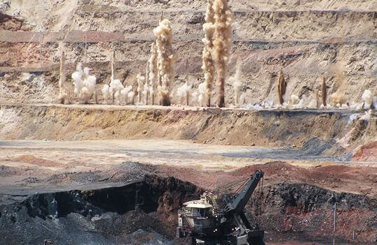 Pueblo Viejo mine