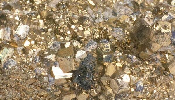 Sulfide Gold