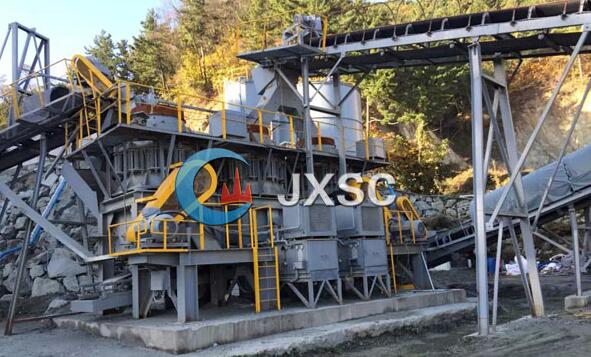 Tungsten Processing Plant machine