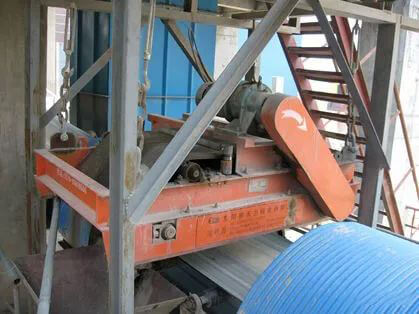 iron remover in mineral processing plant