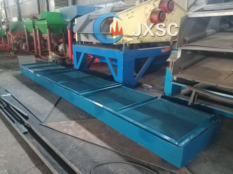 jxsc gold wash plant machine