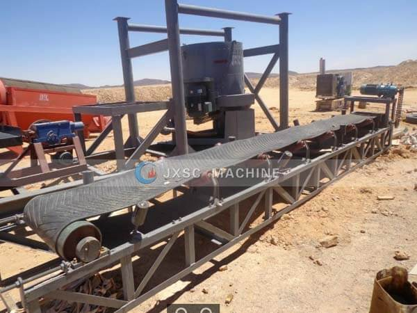 jxsc mining equipment in Sudan gold mine