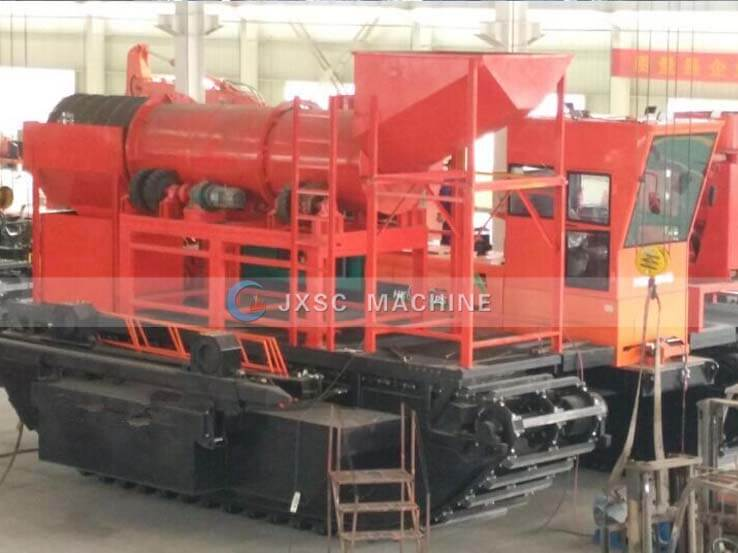 mobile gold processing plant for sale