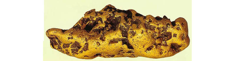chinese native gold