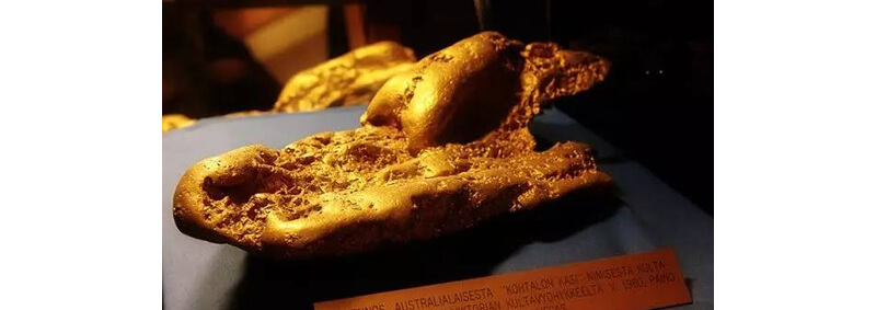 largest native gold
