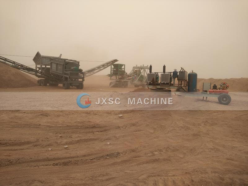 air classifier gold beneficiation