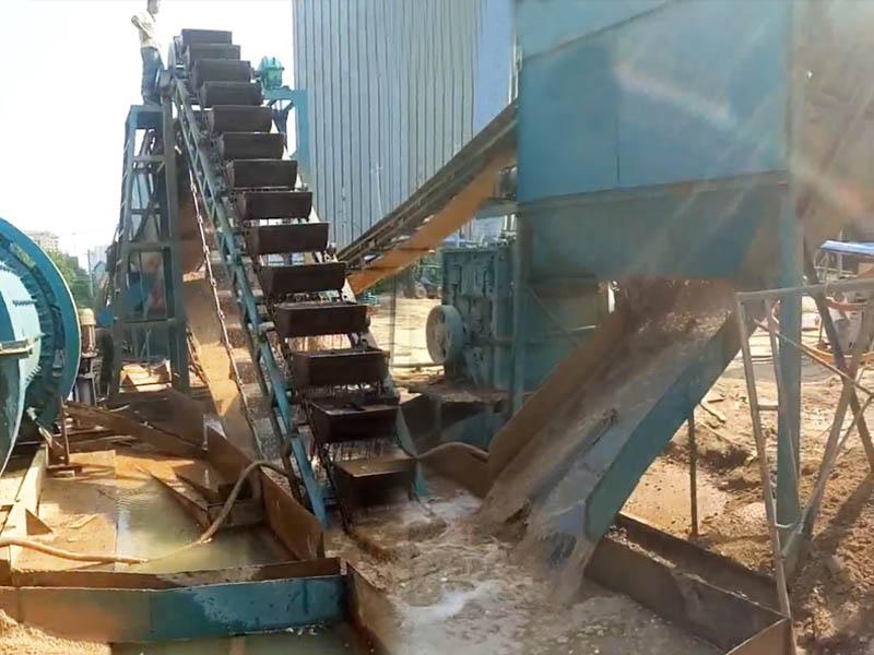 rod mill sand making