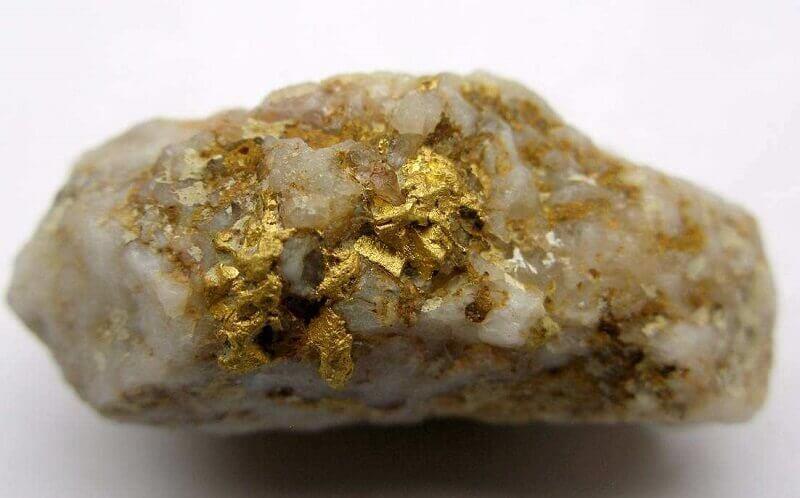 vein gold