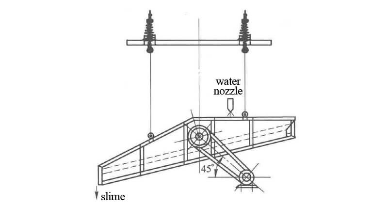 vibrating feeder diagram